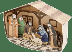 Betlehemi istálló