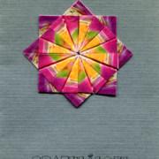 Origamis képeslap