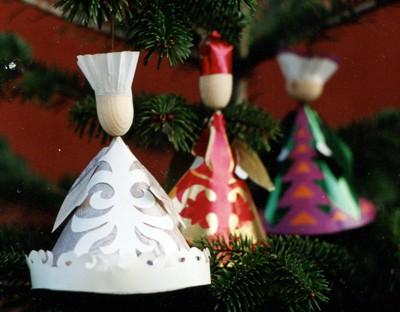 Napkaleti bölcsek - karácsonyfadíszek