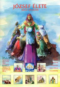 József élete - bibliai társasjáték