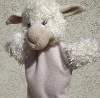 Bárány báb