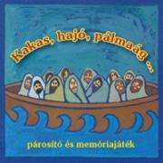 Kakas, hajó, pálmaág... - bibliai párosító és memóriajáték