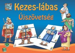 Kezes-Lábas Újszövetség - bibliai társasjáték