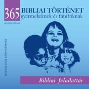 365 Bibliai történet gyermekeknek és tanítóknak CD