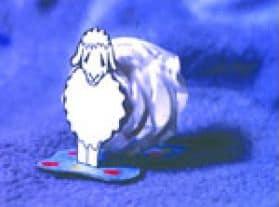 Bárány makett