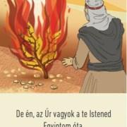Képek is Igék Mózes életéből - igés kártyák