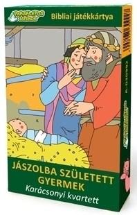 Jászolban született gyermek