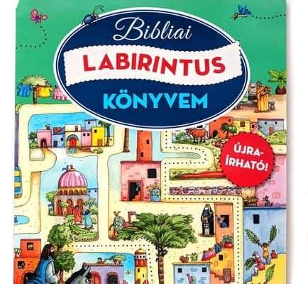 Bibliai labirintus könyvem